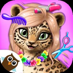 Jungle Animal Hair Salon