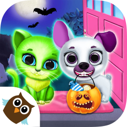 Kiki & Fifi Halloween Salon